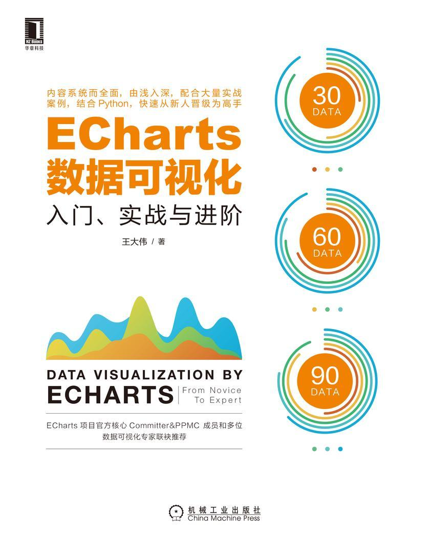 ECharts数据可视化:入门、实战与进阶