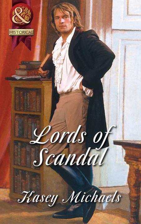 Lords of Scandal:The Beleaguered Lord Bourne , The Enterprising Lord Edward