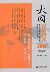 大国经济研究(第四辑)(2012)(仅适用PC阅读)