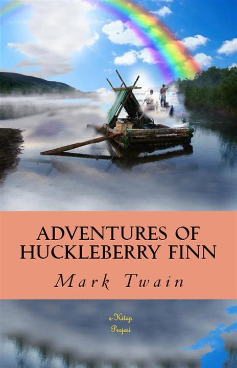 Adventures of Huckleberry Finn: {Complete & Illustrated}