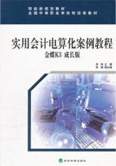 实用会计电算化案例教程——金蝶K3(成长版)(仅适用PC阅读)