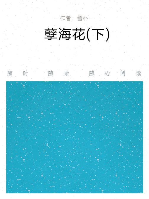 孽海花(下)