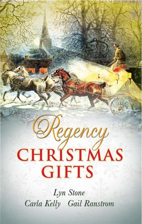Regency Christmas Gifts:Scarlet Ribbons , Christmas Promise , A Little Christmas