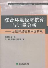 综合环境经济核算与计量分析——从国际经验到中国实践(仅适用PC阅读)