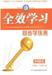 全效学习系列丛书:同步练习册·历史·人教版·八年级(下册)(仅适用PC阅读)