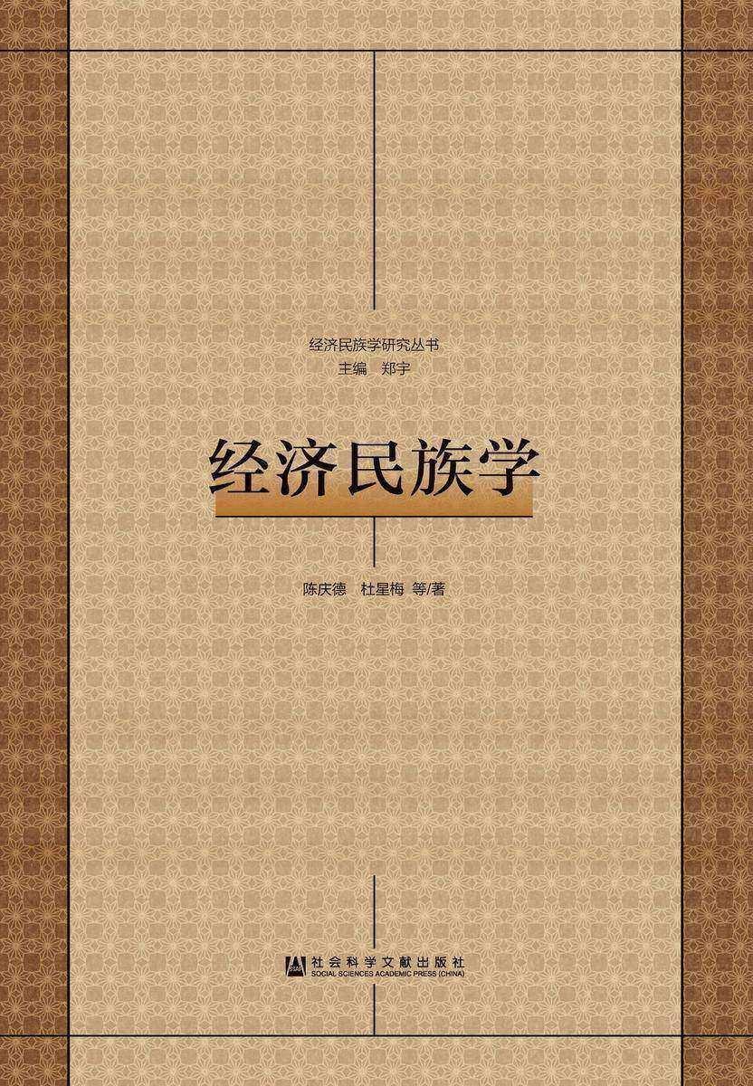 经济民族学(经济民族学研究丛书)
