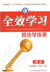 全效学习系列丛书:语文·江苏教育版·九年级(上册)(仅适用PC阅读)