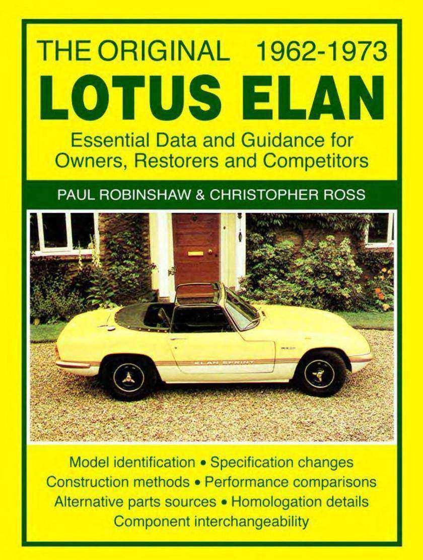 The Original Lotus Elan