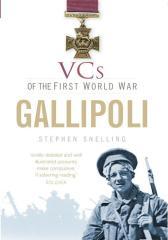 VCs of the First World War Gallipoli