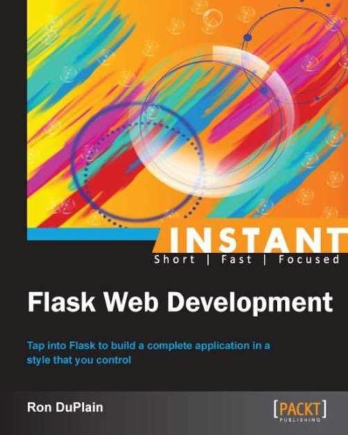 Instant Flask Web Development