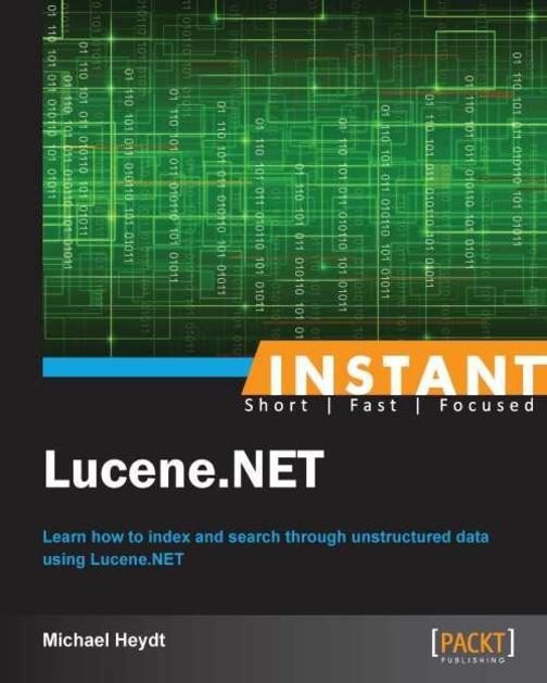 Instant Lucene.NET