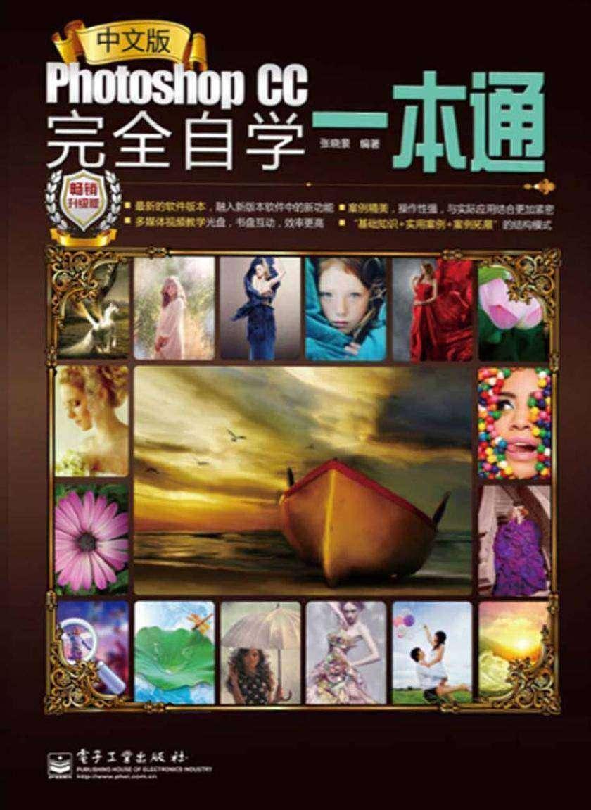 中文版Photoshop CC完全自学一本通(升级版)(不提供光盘内容)(仅适用PC阅读)