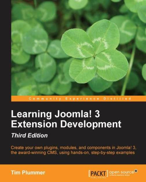 Learning Joomla! 3 Extension Development, Third Edition