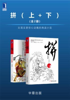 拼(上+下)(全2册)比现实更惊心动魄的商战小说