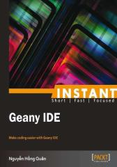 Instant Geany IDE