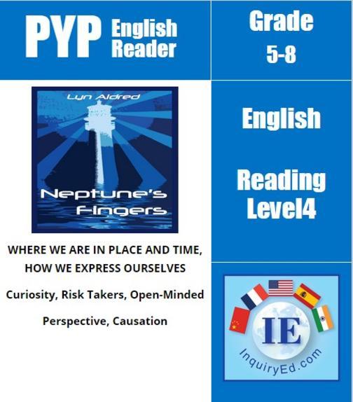 PYP: Reader-3-Mystery, Storytelling, Imagination Neptune's Fingers