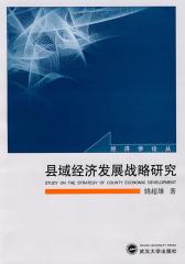 县域经济发展战略研究