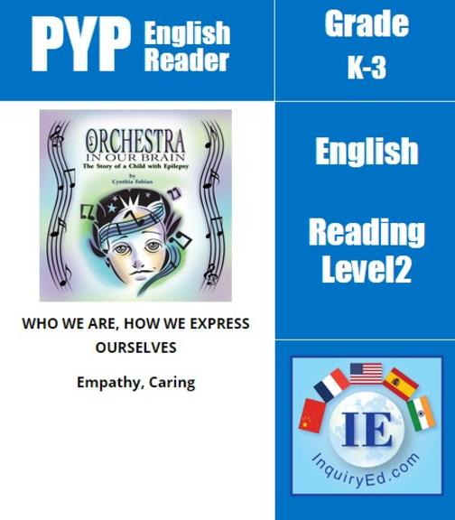 PYP: Reader-1- Explaining Epileptic Seizures Orchestra in Our Brain