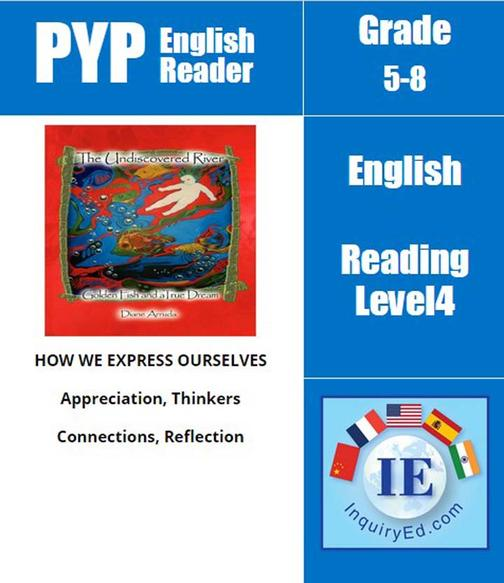 PYP: Reader-3- Imagination & Self-Discovery The Undiscovered River
