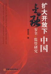 扩大开放下中国金融安全与监管研究(试读本)