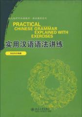 实用汉语语法讲练(北大版对外汉语教材·语法教程系列)