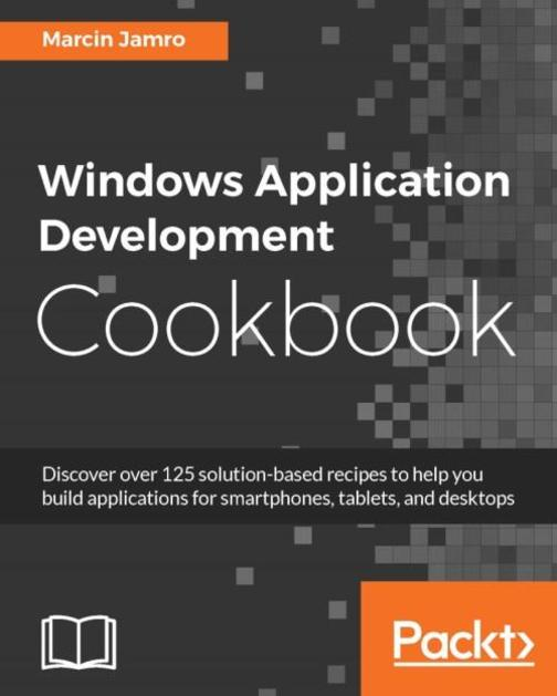 Windows Application Development Cookbook