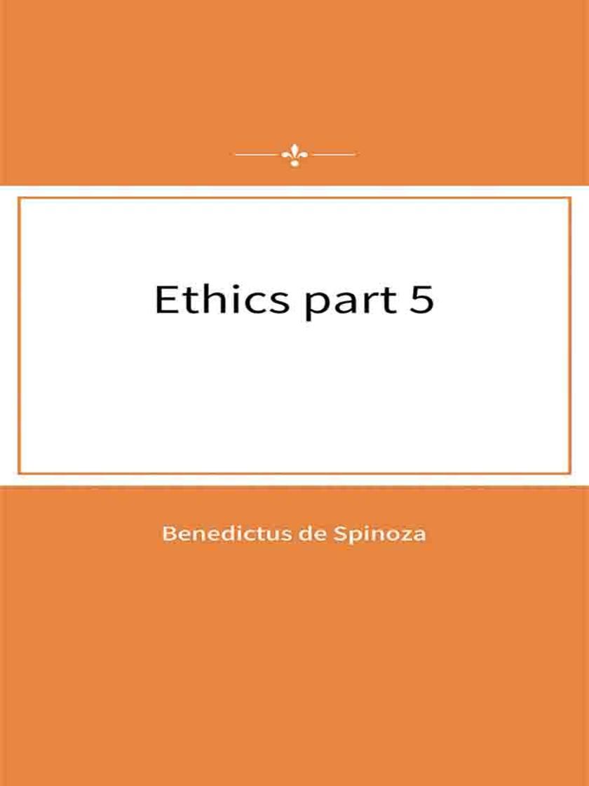 Ethics part 5