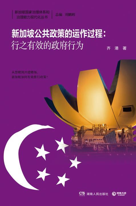 新加坡公共政策的运作过程:行之有效的政府行为