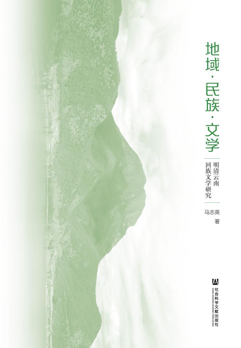 地域·民族·文学:明清云南回族文学研究