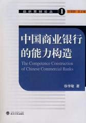 中国商业银行的能力构造