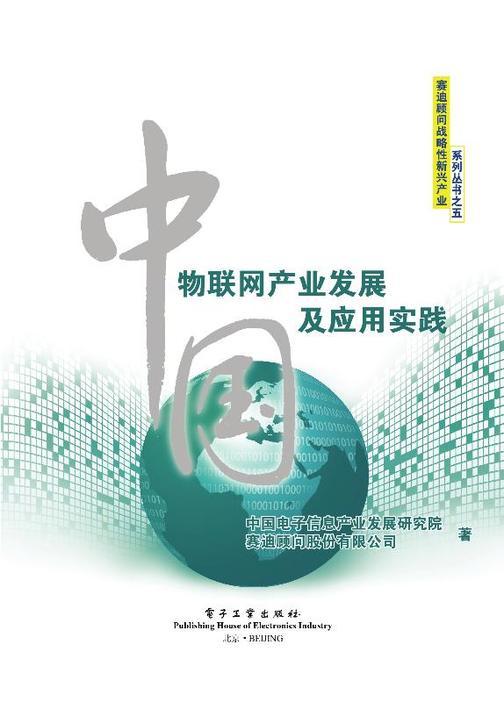 中国物联网产业发展及应用实践(全彩)