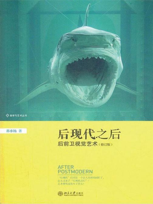 后现代之后:后前卫视觉艺术(美学与艺术丛书)