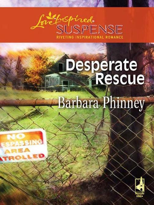 Desperate Rescue (Mills & Boon Love Inspired)