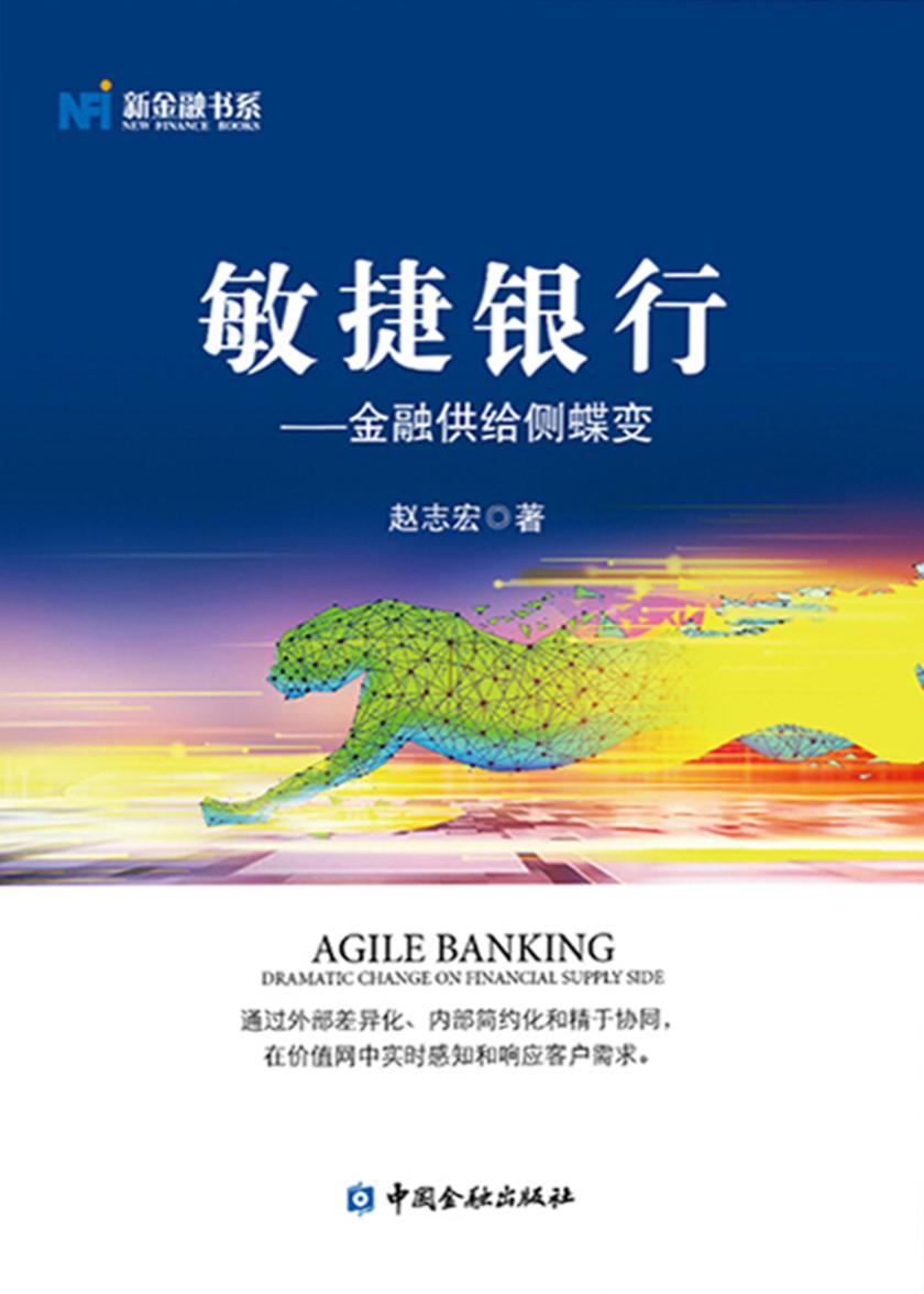 敏捷银行——金融供给侧蝶变(新金融书系)