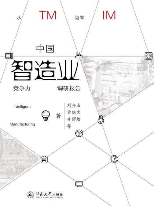 中国智造业竞争力调研报告