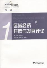 区域经济开放与发展评论(第一辑)