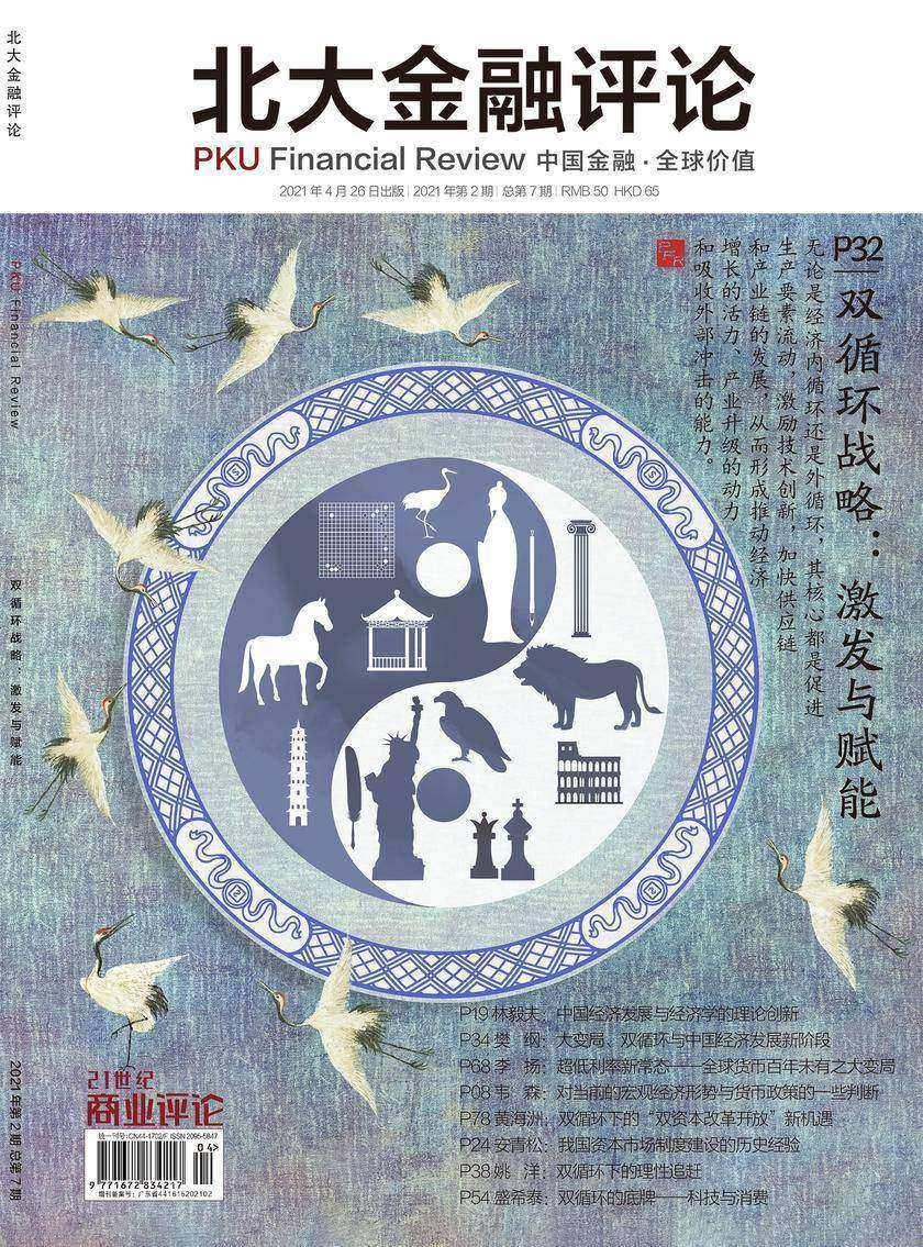 双循环战略:激发与赋能(《北大金融评论》2021年第2期/全7期)