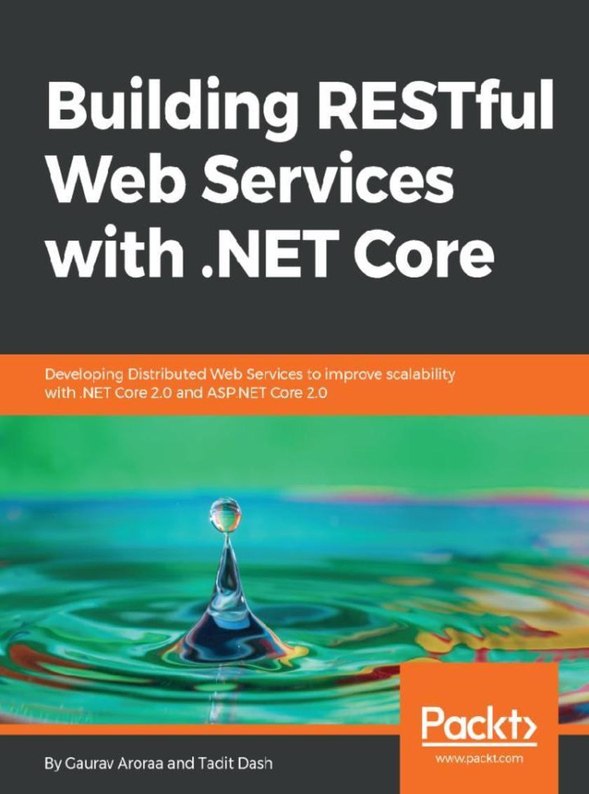 Building RESTful Web Services with .NET Core