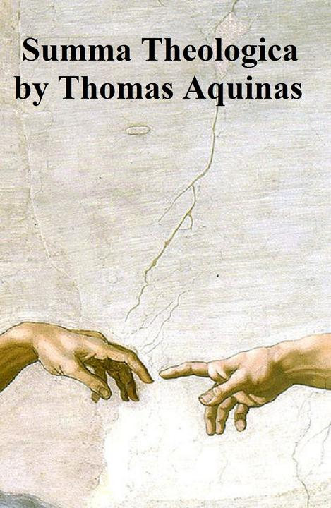 """Summa Theologica: The sixth edition (considered the """"definitive"""" edition)"""