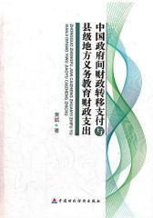 中国政府间财政转移支付与县级地方义务教育财政支出