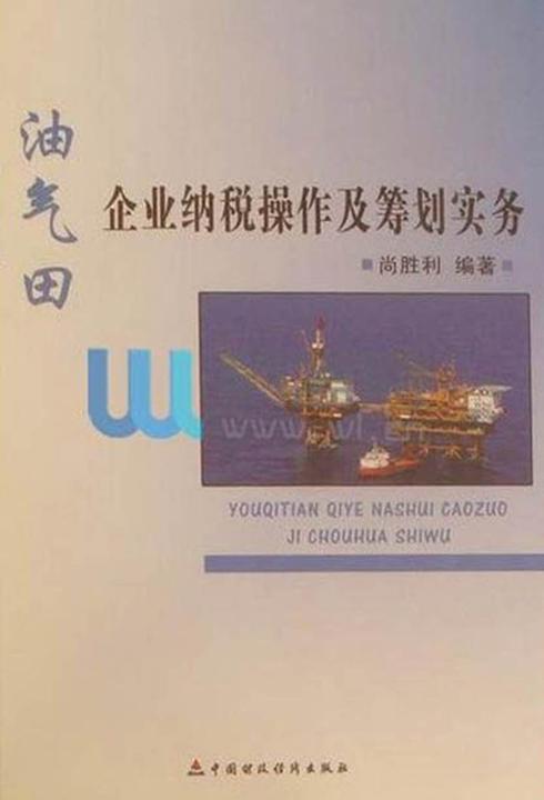 油气田企业纳税操作及筹划实务