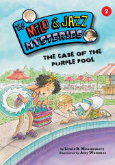 #07 The Case of the Purple Pool