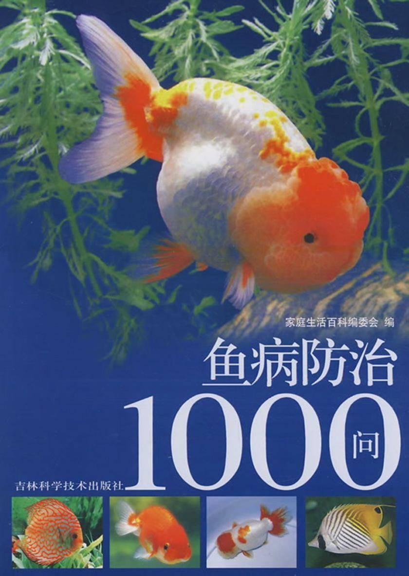 鱼病防治1000问