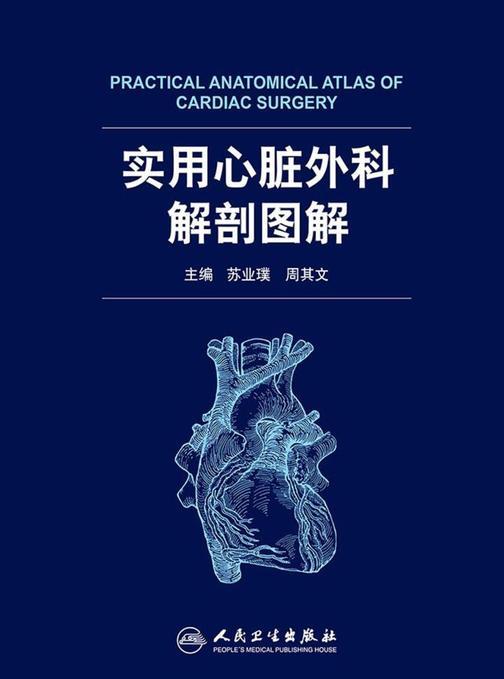 实用心脏外科解剖图解