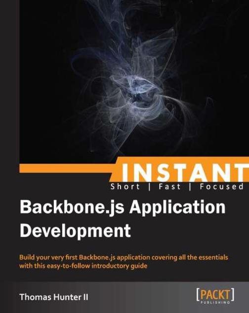 Instant Backbone.js Application Development