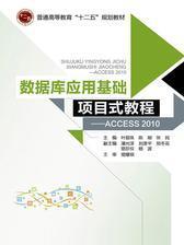 数据库应用基础项目式教程:Access2010