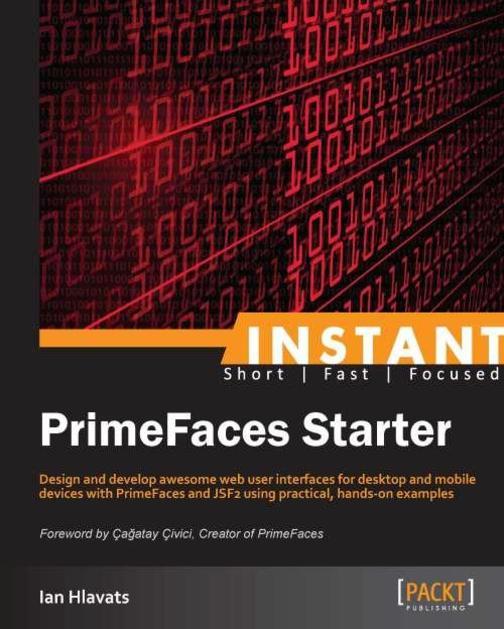 Instant PrimeFaces Starter