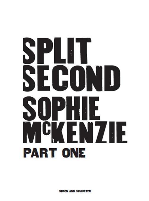 Split Second - Part 1