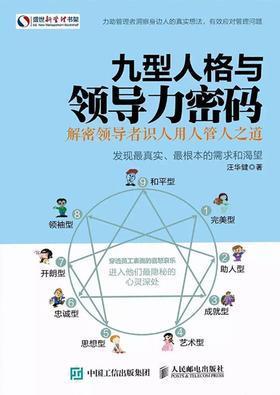 九型人格与领导力密码:解密领导者识人用人管人之道