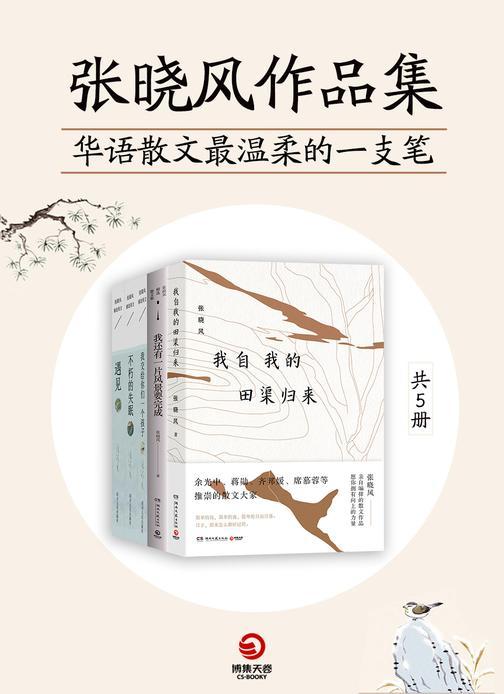 华语散文温柔的一支笔:张晓风作品集(共5册)